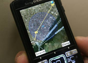 google-map-for-mobile