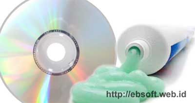 Berbagai Tips Membersihkan Memperbaiki Cd Dvd Yang Tergores Ebsoft