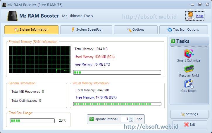 Optimasi Windows Xp Vista Dan 7 Dengan Mz Ultimate Tools