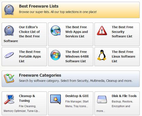 gizmos-freeware