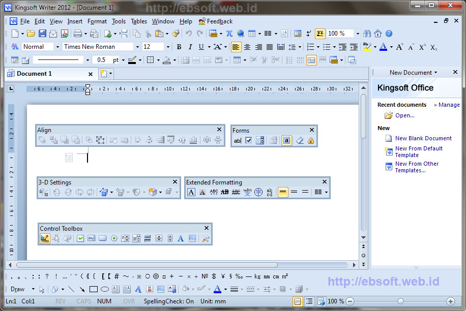 kingsoft-writer-office-2012-free