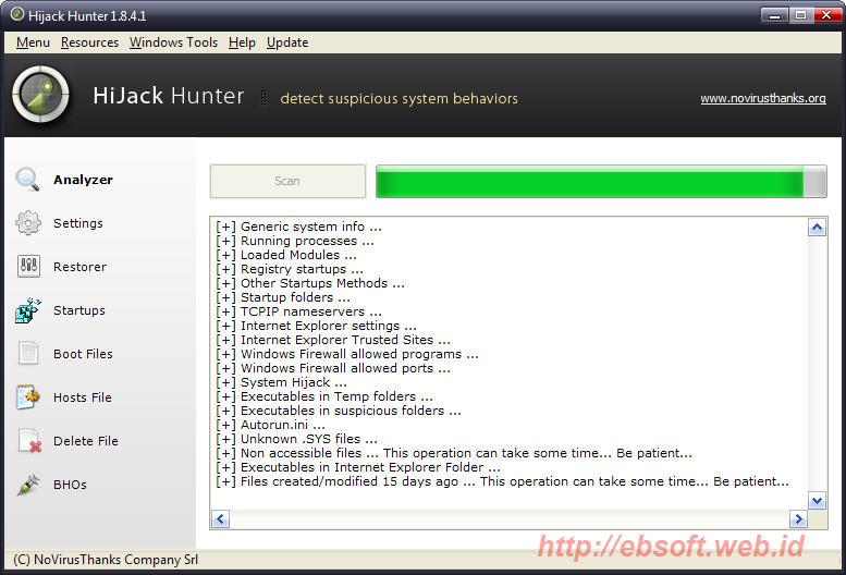 hijack-hunter