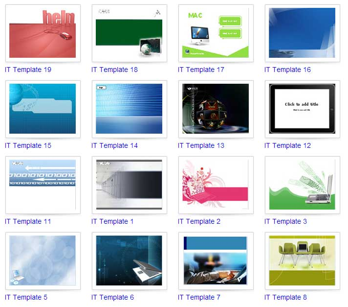 it-ppt-templates
